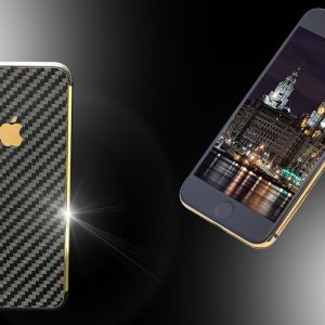 24ct-golg-and-carbon-fibre-iphone-7